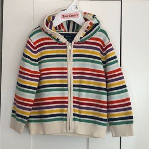 GAP Baby Girl Hooded Sweater *18-24M
